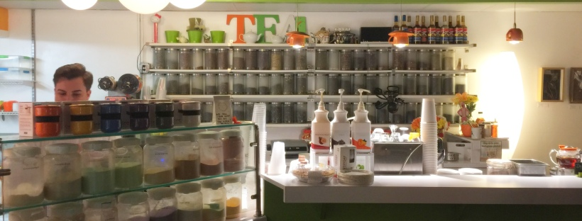 O-CHA Tea Bar in Greenville