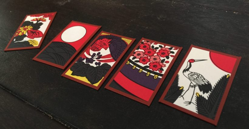 Nintendo Hanafuda for traditional Japanese card games