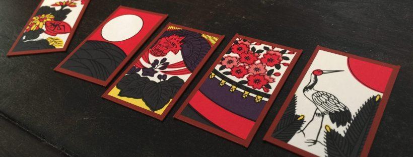 Nintendo Hanafuda for traditional Japanese card games