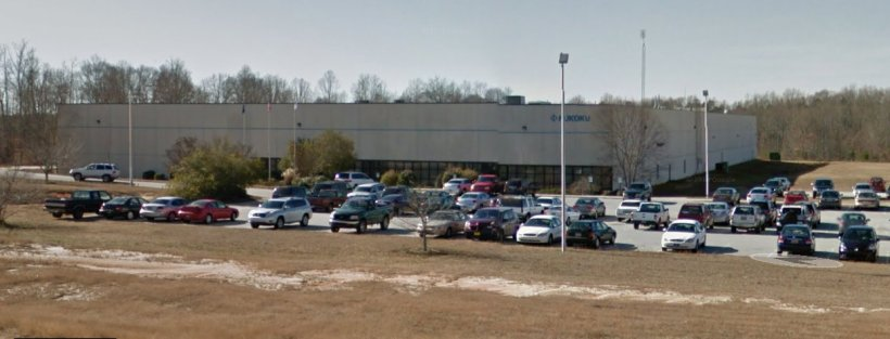 Fukoku America Laurens via Google Street View