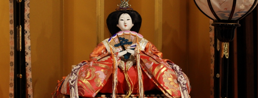 Empress of Hinamatsuri exhibit by JAASC Greenville SC