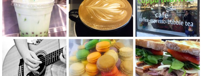Cuppa Manna Espresso Bar